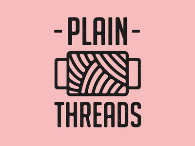 Plain Threads Logo