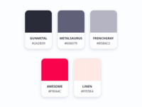 ADDC · Color Palette