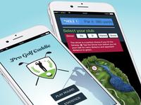 Golf UI/UX
