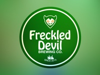 Freckled Devil Logo