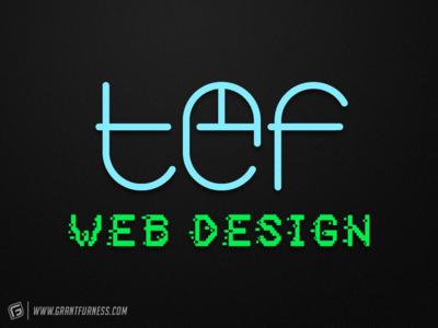 TEF WEB DESIGN | LETTER E COMPUTER MOUSE