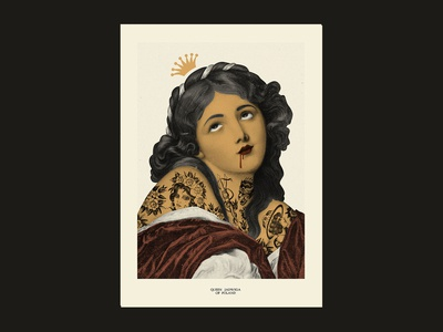 jadwiga queen of poland | poster