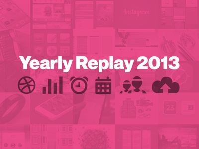 Yearly Replay 2013
