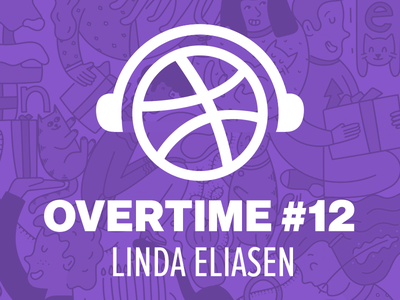 Overtime with Linda Eliasen puppets freelance illustration podcast
