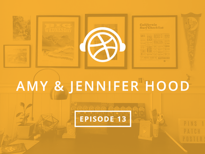 Overtime with Amy and Jennifer Hood overtime enamel pins illustration client work podcast