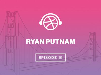 Overtime with Ryan Putnam podcast pottery illustration
