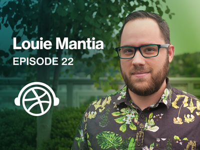Overtime with Louie Mantia overtime icons logos disney icon design podcast