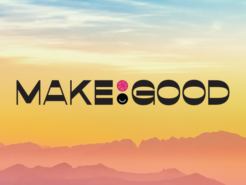 Make Good — Raising Funds for Global Disaster Relief charity non-profit cause design good social