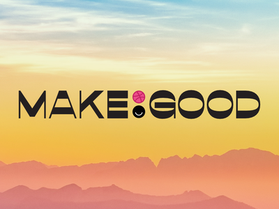 Make Good—Raising Funds for Global DisasterRelief charity non-profit cause design good social