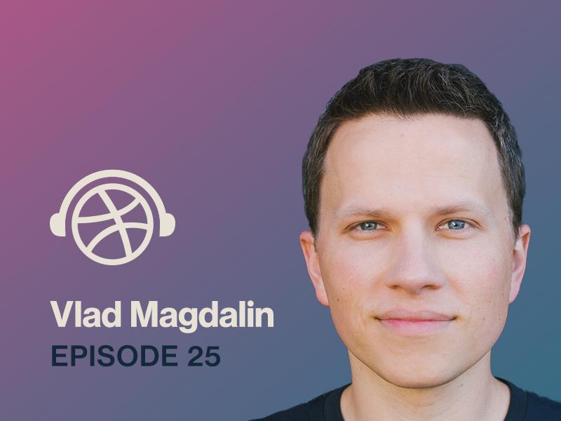 Overtime with Vlad Magdalin web design podcast overtime