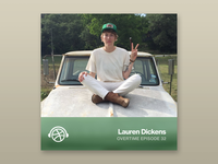 Overtime with Lauren Dickens