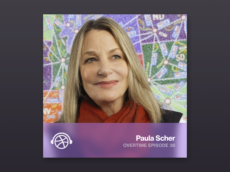 Overtime with Paula Scher
