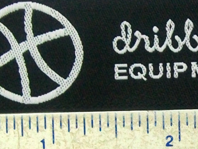 Hem Tag proof hang tag equipment stitched ruler hem