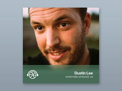 Overtime with Dustin Lee of RetroSupply design typography resources retro design retrosupply illustration podcast overtime dribbble