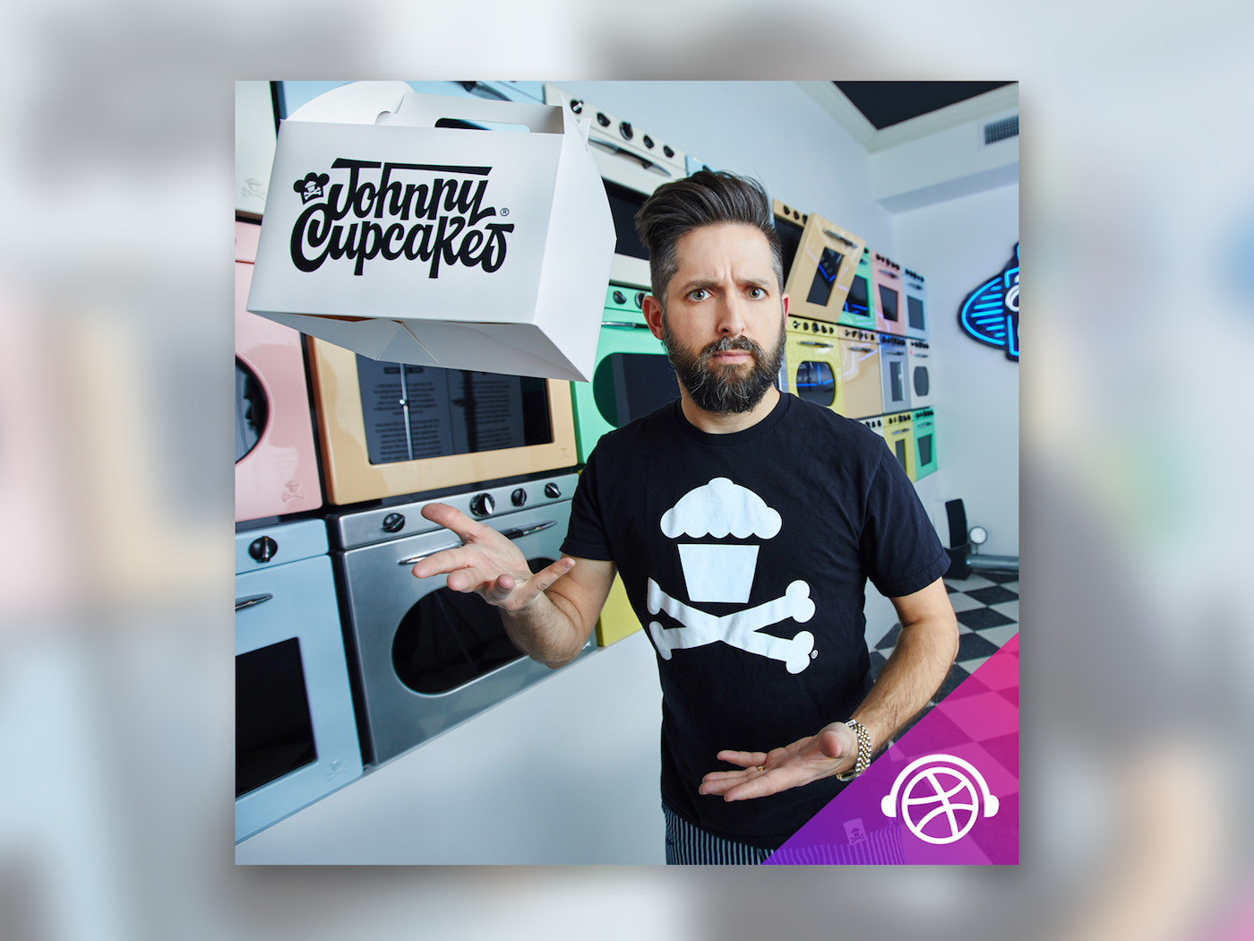 Overtime with Johnny Cupcakes