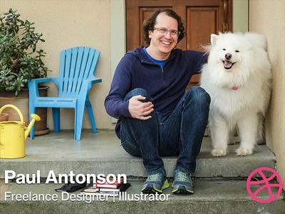 Video Interview: Long live the sketchbook with Paul Antonson animation motion design illustration art sketchbooks sketchbook sacramento squid bikes paul antonson designer