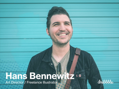 Hans Bennewitz inspires us to let our authenticity shine