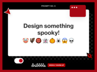 Design Something Spooky!