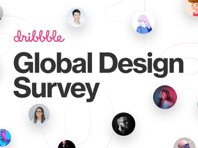 Announcing Dribbble's 2019 Global Design Survey Findings data survey salary community design dribbble