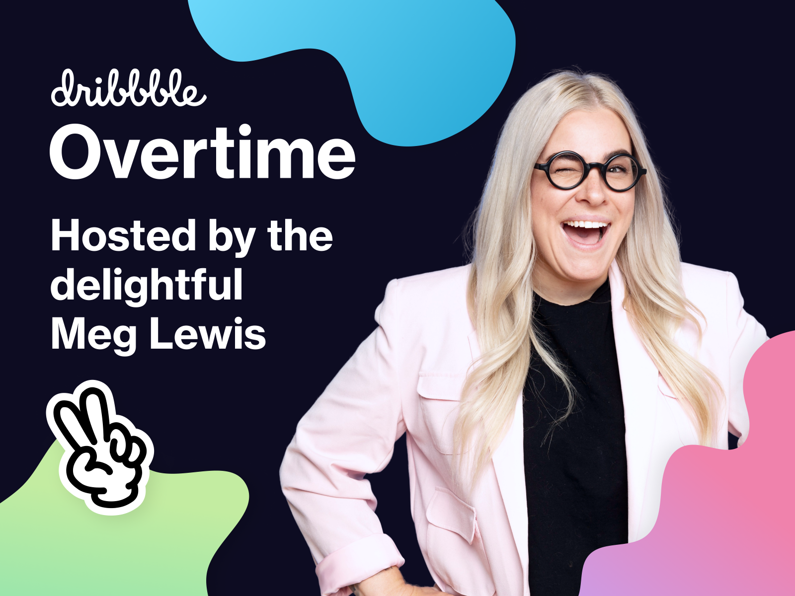🎧 Overtime is back with new host, Meg Lewis!