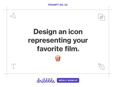 Design an Icon Representing Your Favorite Film