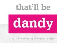PSD Dandy