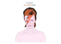 David Bowie | Aladdin Sane Illustration