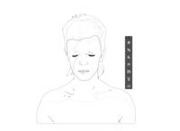 David Bowie Aladdin Sane | Rebound
