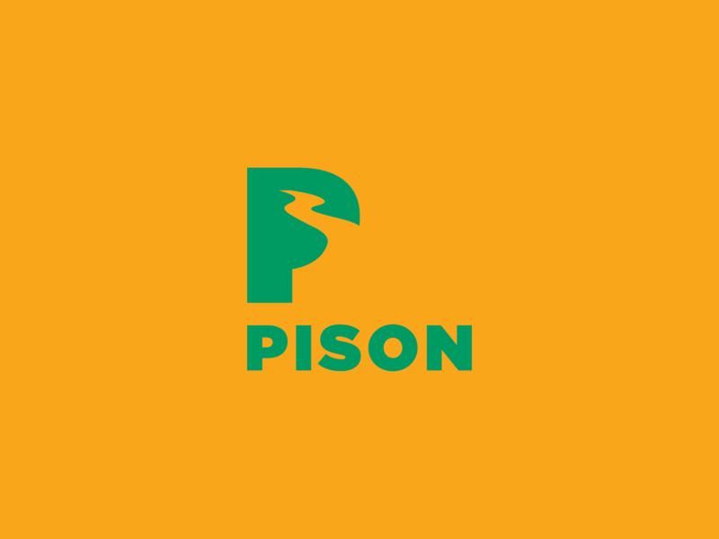Pison - Unused Option - 04 branding agency branding design organic food rice organic rice branding bible book of genesis pison river pison logo saigon proposal vietnam