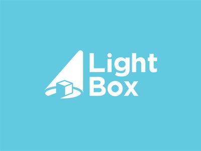 Lightbox Proposal - 2019 2019 ldk le dang khoa gotham spotlight on the box spotlight branding logo saigon proposal vietnam media blue box light bulb light box