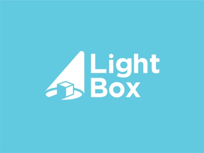 Lightbox Proposal - 2019 2019 ldk le dang khoa gotham spotlight on the box spotlight branding logo saigon proposal vietnam media blue box light bulb light box