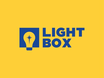 Lightbox - Final gotham 2019 ldk le dang khoa vietnam saigon branding christian media bulb logo orient star lightbulb bulb star box light lightbox