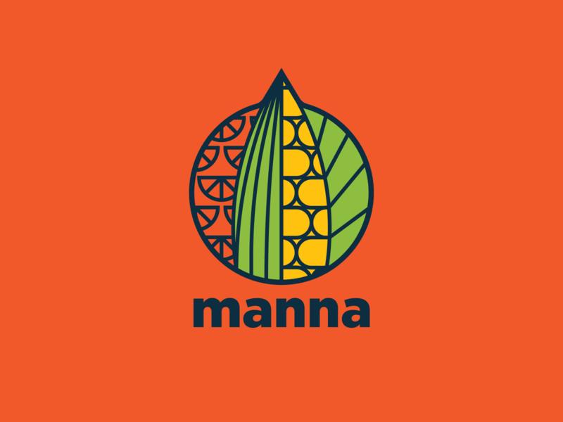 Manna Proposal 2019 ldk le dang khoa vietnam saigon christian branding proposal corn leaf orange fruits organics organic food agricultural farm manna