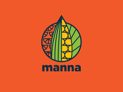 Manna Proposal 2019 ldk le dang khoa vietnam saigon christian branding proposal corn leaf orange fruits organics organic food agricultural farm manna