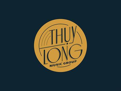 Thuy Long Music Group Final official final 2020 ldk le dang khoa label music group vintage retro vynil music vietnam saigon tlmg thuy long branding logo