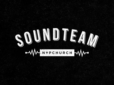 Soundteam NTP Church logomark soundteam ntp church saigon vietnam september 2014 logo design logotype bebas