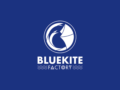 Bluekite Factory final bkf bold design leather handmade factory bluekite kite blue