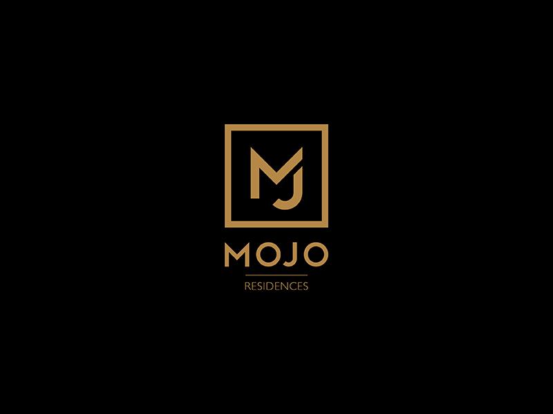 Mojo Proposal 03 m vietnam saigon logo apartment real estate premium elegant proposal mojo gold black