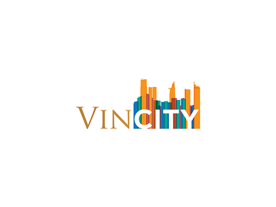 Vincity Proposal 01 colorful proposal elegant premium real estate apartment logo gold saigon vietnam vincity