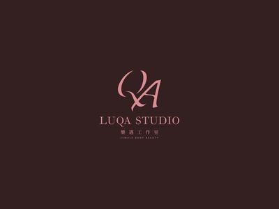 Luqa studio - Branding design