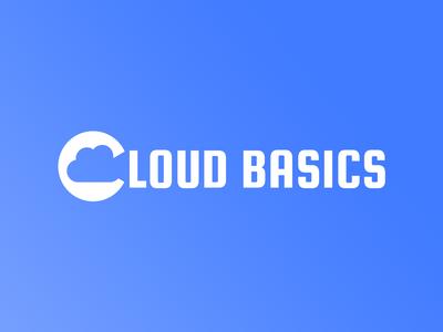 CloudBasics - Logo Design