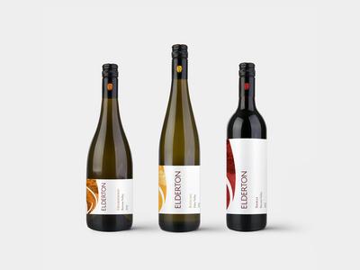 Elderton Wine Branding