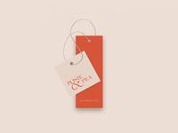 Posie & Pea Conceptual Branding