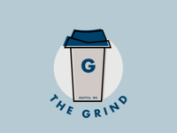 Thirty Logos_02_The Grind