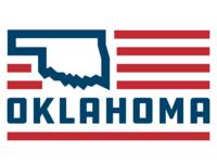 Oklahoma Flag 2
