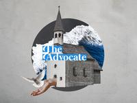 The Advocate Sermon Series Branding