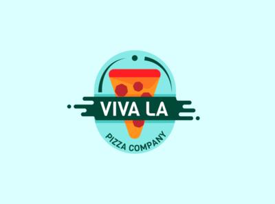 Viva la Pizza Company Logo