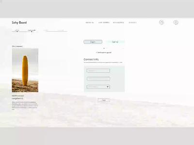 #002 Daily UI checkout xd design design animation adobe xd