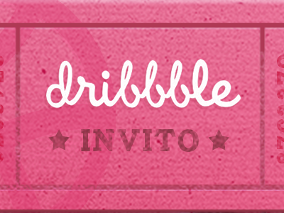 Invito Dribbble dribbble invite dribbble invitation invite giveaway