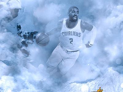 Official NBA Project Series 3 cavaliers mvp slam dunk nba fire sport lebron james basketball